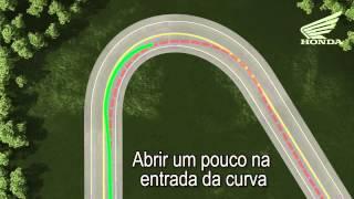 Dicas de Pilotagem - Técnicas em Curvas com Motocicleta