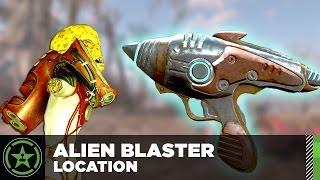 Alien Blaster - Fallout 4