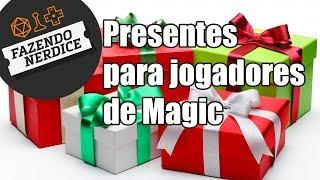 Como Comprar Presentes Para um Jogador de Magic