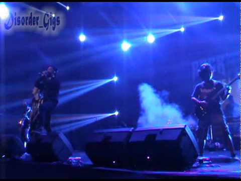ANTIVIRUS Band - FATHER OF THE GODS Live ( Rock In Celebes 2014 ) Makassar