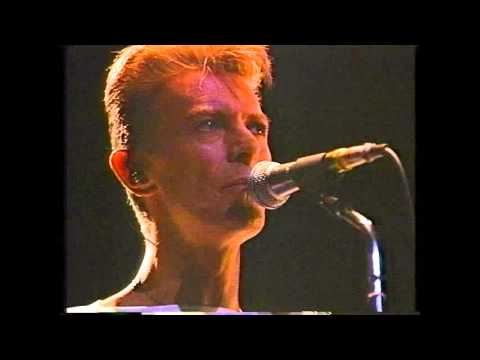 David Bowie - I Can't Give Everything Away [unofficial video]