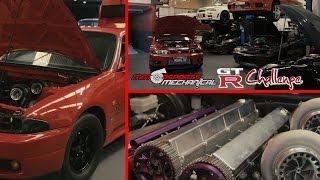Motorsports Mechanical Workshop Preview 2017 GT-R Challenge Drag Battle
