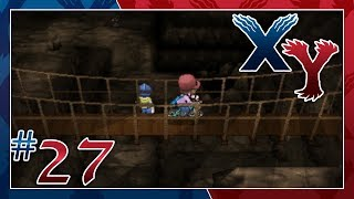 Pokémon X and Y Walkthrough - Part 27: Terminus Cave and How To Get The Dusk Stone