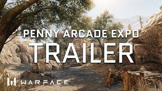 Video Warface - Trailer - PAX Trailer download MP3, 3GP, MP4, WEBM, AVI, FLV Juni 2018