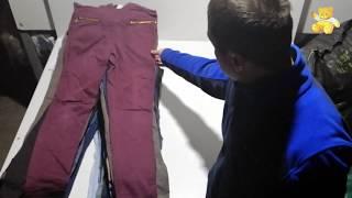 EXX – S1 – Np Ladies Cotton Jeans (Женские джинсы летние)