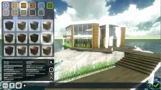 Lumion 3D. Импорт сцены из Sketchup v.8 для визуализации.(, 2013-01-23T09:39:11.000Z)
