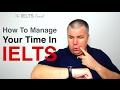 IELTS Time Management