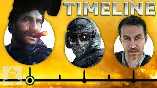 The Call of Duty Modern Warfare Series Timeline | The Leaderboard