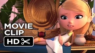 Mr. Peabody & Sherman Movie CLIP - My Big Fat Egyptian Wedding (2014) - Animated Movie HD