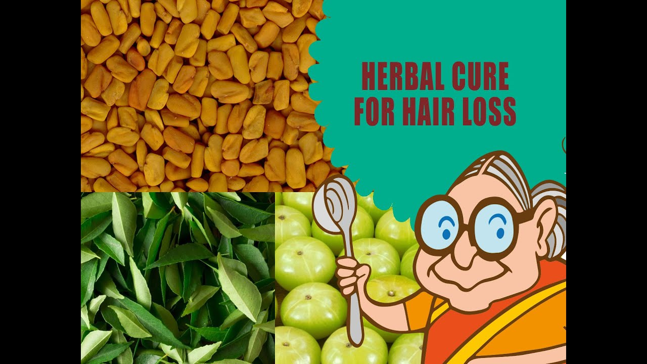 Natural Hair Remedies For Hair Loss