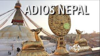 El impresionante ritual de cremación hinduista - NEPAL #5
