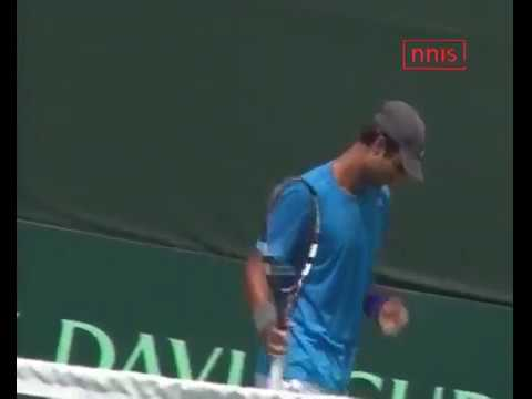 Yuki Bhambri Ruled Out Of India's Davis Cup Tie