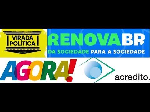 #ProgramaDiferente na #ViradaPolítica