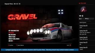 Gravel off road racing - PS4