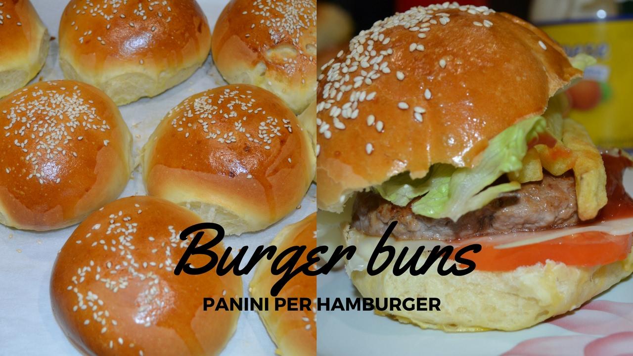 Ricetta Hamburger Panino.Maxi Panino Xxl Panino Per Hamburger Youtube