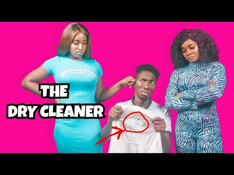 THE DRY CLEANER (S3:Ep8)   Housemates of Lagos