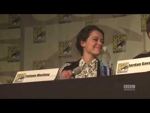 Top 5 Orphan Black Comic-Con Panel Moments - San Diego Comic-Con 2015