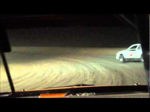 8c In Car Camera 85 Speedway 8-6-11