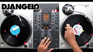Video DJ ANGELO - Funky Turntablism download MP3, 3GP, MP4, WEBM, AVI, FLV Juli 2018