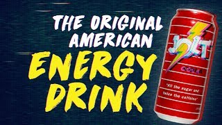 JOLT COLA REVIEW  - The Original Energy Drink