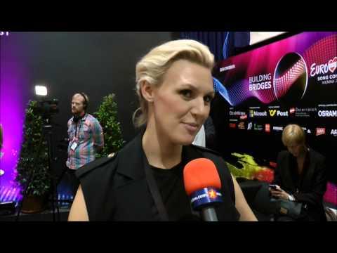 Interview with Sanna Nielsen (Sweden 2014)