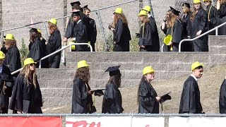 See and hear San Luis Obispo High School's class of 2019 graduation