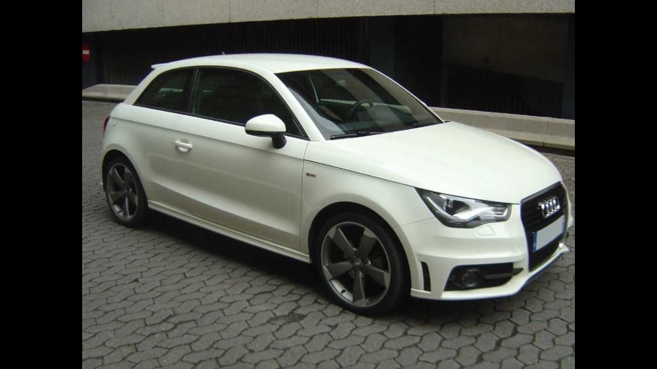 audi a1 1 4 tfsi mod 2011 speed star youtube. Black Bedroom Furniture Sets. Home Design Ideas