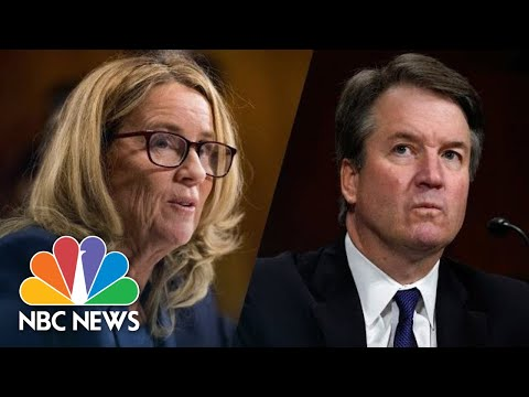 Brett KavanaughDr. Christine Blasey Ford Senate Hearing: Everything You Need To See  NBC