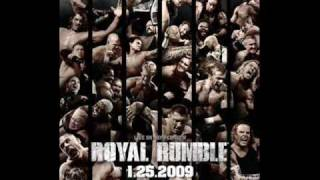 WWE Royal rumble 2009 theme song