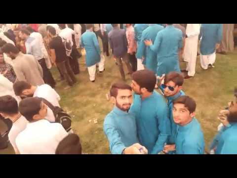 Cultural festival GC university Faisalabad 2016