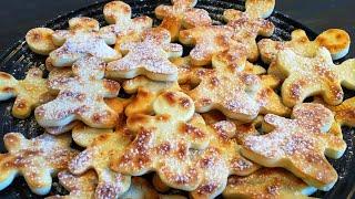 Вкуснейшее печенье без духовки, Готовим за 15 минут, ПП Рецепты