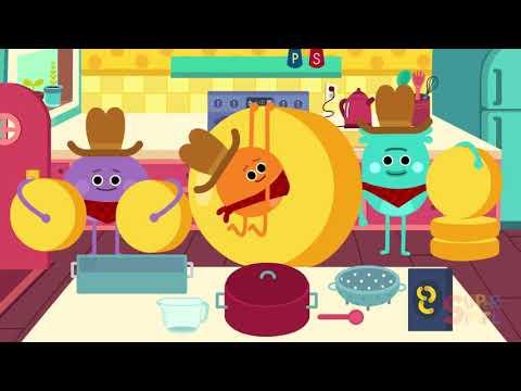 ,   - The Bumble Nums - S2 E1-E7 - 13-19  - Cartoon For Kids