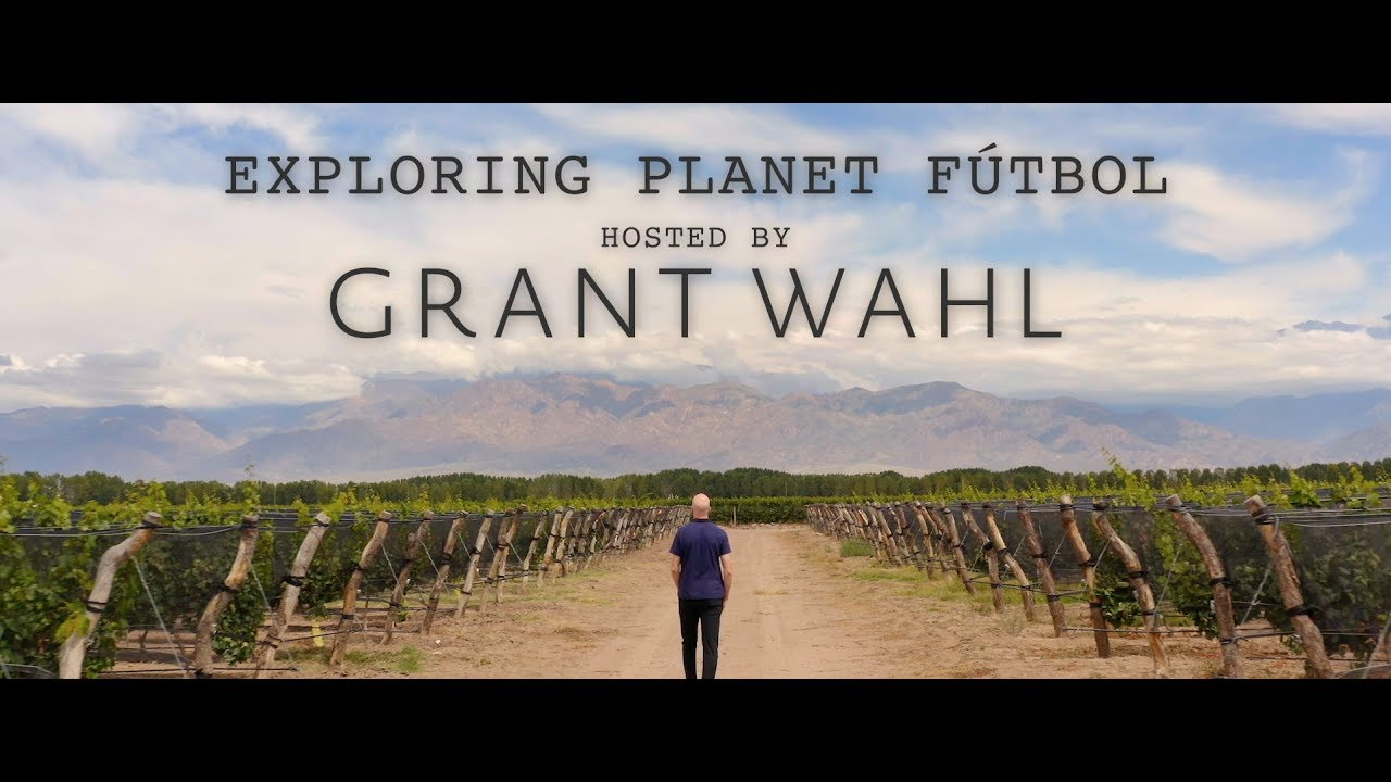 Exploring Planet Futbol | Hosted by Grant Wahl