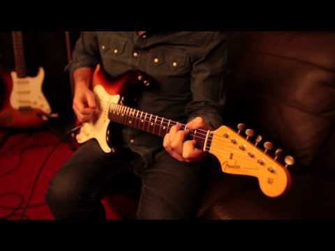 Fender Original 59 Stratocaster vs WG Fender Custom Shop 59 Relic 'Jeffocaster' Ltd