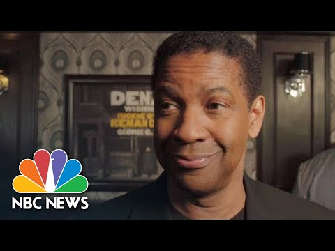 Denzel Washington On Rules In Broadway Casting: If There Are, We're Breaking Them' | NBC News
