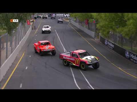 2018 Adelaide Race #3 - Stadium SUPER Trucks