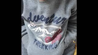 티셔츠 앞주머니에 대한 이해 - 5세 아이 시점과 부모…