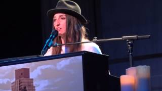 Love on the Rocks, Bennie and the Jets,  Sara Bareilles, Seattle, WA, 2013