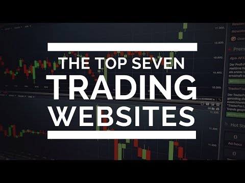Top 7 Trading Websites You Should Be Watching