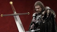 Game of Thrones: Eddard Starks Schwert Ice