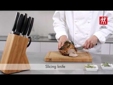 Pro každý úkol ten správný nůž