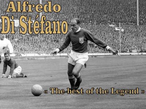 """Alfredo Di Stéfano - """" The best of the Legend """""""