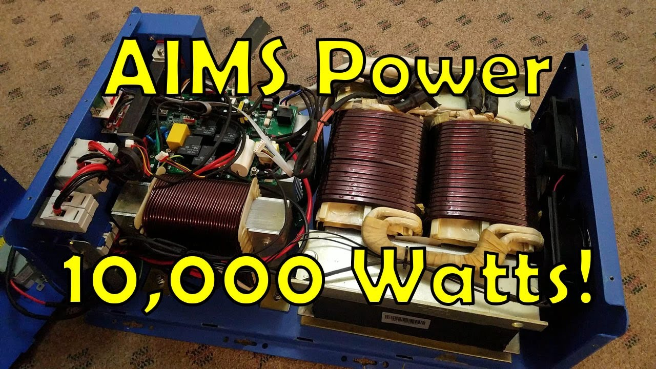 Overview Of Aims Power 10kw 48vdc To 120 240vac Split Phase Pure 800w Sine Inverter Schematic Diagram Circuit Schema