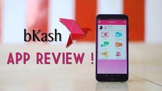 bKash App Review - একদম সিম্পল 🔥 | 4K | ATC