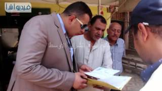 بالفيديو : لجنة هيئة الرقابة الادارية بالأقصر تضبط 15 منفذ لمجمعات استهلاكية مغلقةhJ