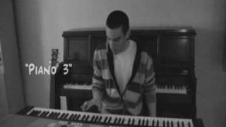 B.o.B - Airplanes ft. Hayley Williams of Paramore Piano Cover Instrumental by Mike Bivona
