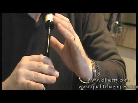 Learn how to play Bagpipes - Lesson 1