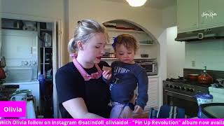 Baking With Olivia - December 3, 2020
