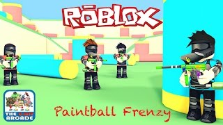 Roblox: Paintball Frenzy - Battle It Out In The Ultimate Paintball Experience (Xbox One Gameplay)