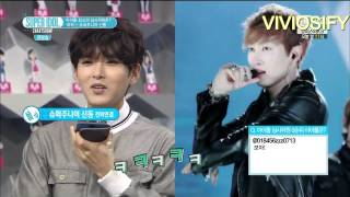 [ENG SUBS] 140822 Phone Call to Shindong (feat. Kangin, Heechul & Eunhyuk) @ SICS